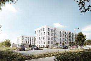 Architekci z Atelier Tektura zaprojektowali najnowszą inwestycję dla PFR Nieruchomości