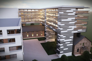 Śmiały projekt rewitalizacji niszczejącego zabytku na Kępie Mieszczańskiej