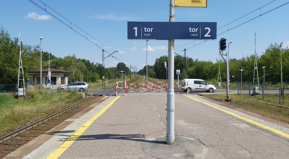 Powstanie nowy wiadukt, przejście podziemne i perony w Dąbrowie Górniczej