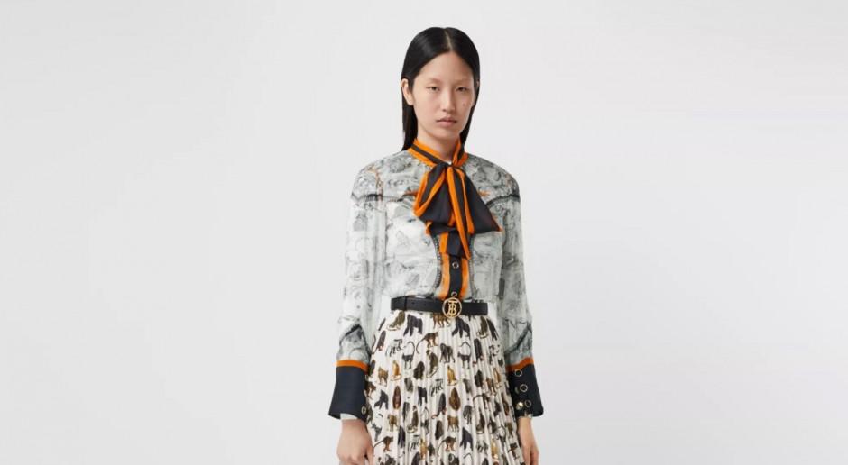 Burberry wykorzysta technologię z gier komputerowych do projektowania odzieży
