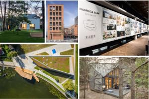 Nagrody Roku SARP 2020 rozdane. Oto laureaci i ich wyjątkowe projekty!