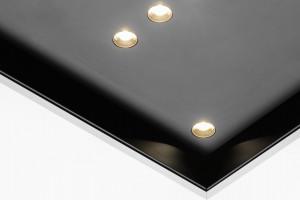 Geometria i minimalizm. Te oprawy oświetleniowe umożliwią wykreowanie ciekawych kompozycji na suficie