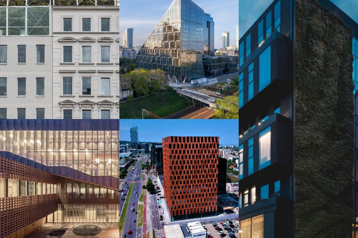 Elewacje tych budynków robią wrażenie!