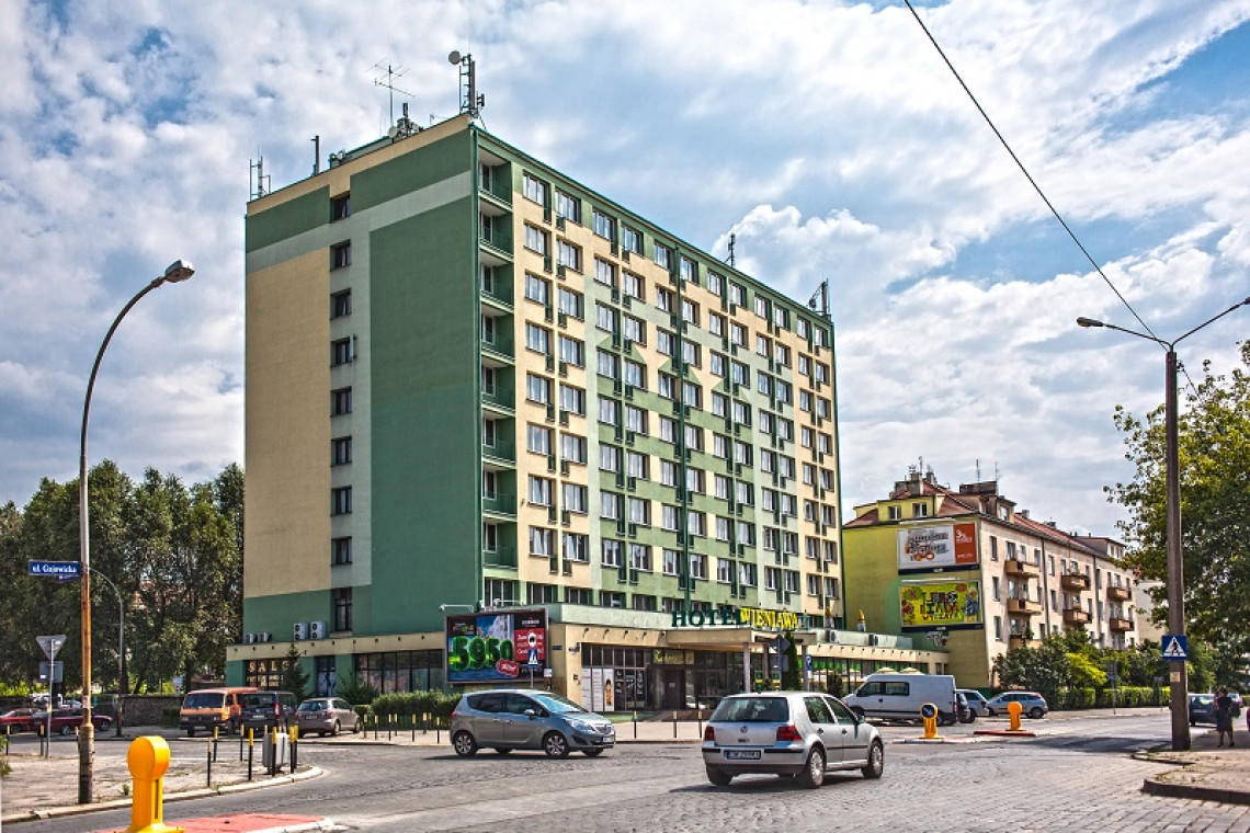 Wrocławski hotel Wieniawa stanie się izolatorium