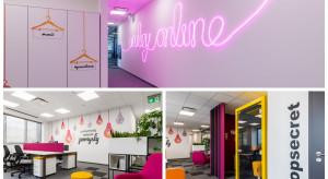 Moc kolorów w nowym biurze Analizy Online. Zaglądamy do środka