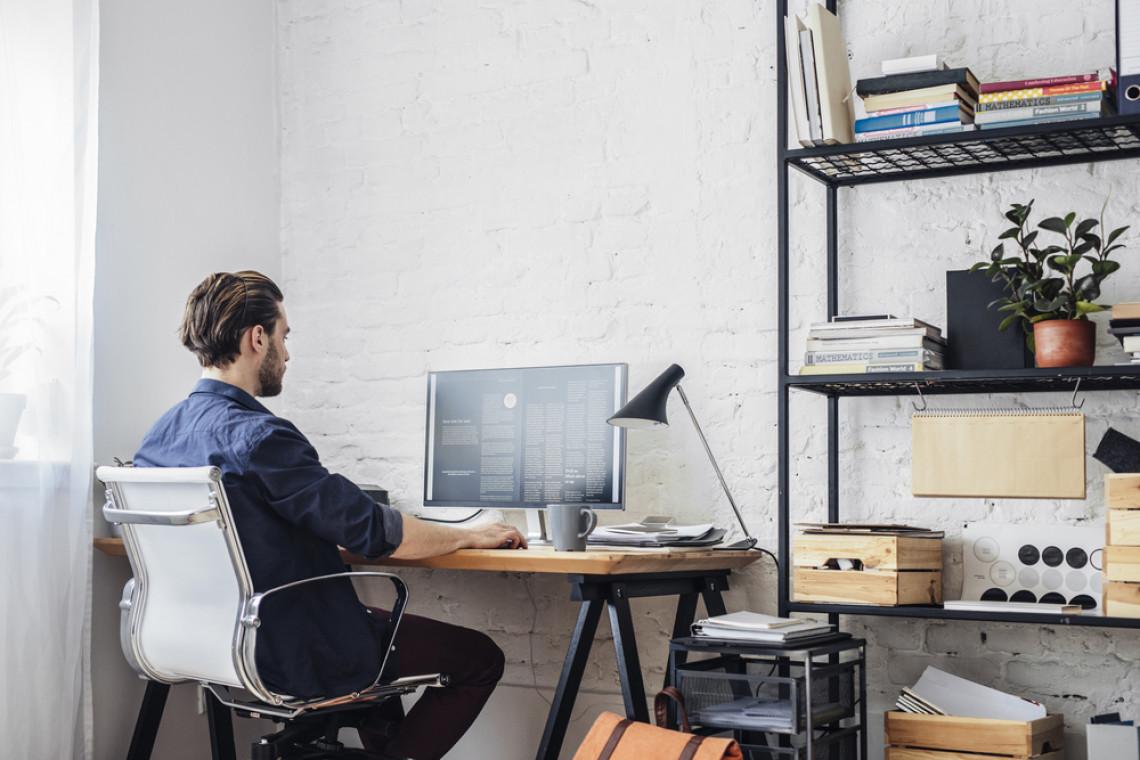 Home office to przyszłość? Zobacz, jak urządzić domowe biuro