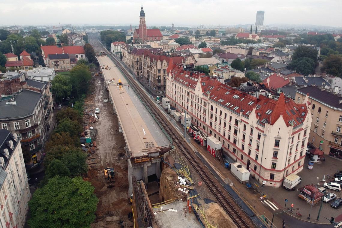 Pod torami rekreacja. Nietuzinkowy projekt szykują PKP PLK w Krakowie