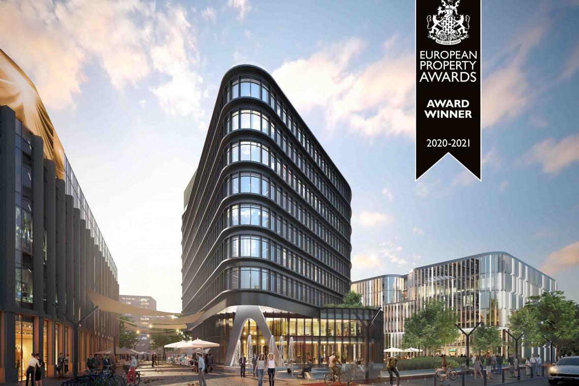 Projekt APA Wojciechowski Architekci w gronie najlepszych inwestycji w Europie