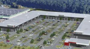 Dawny hipermarket Tesco zmieni się w nowoczesny park handlowy