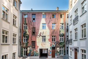 Sztuka i technologia spotkały się na tych fasadach