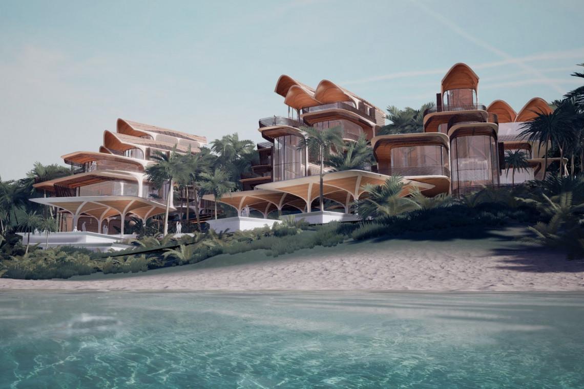 Zaha Hadid Architects z niezwykłą inwestycją na karaibskiej wyspie. W duchu ekologii i przy zastosowaniu nowoczesnych technologii