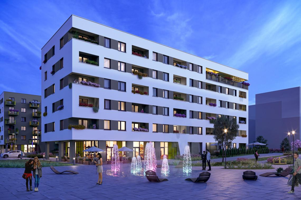 Ta inwestycja stanie się cześcią organicznej tkanki miejskiej Krakowa