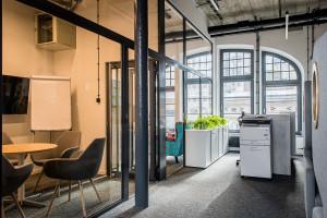 Łódź zagłębiem atrakcyjnych powierzchni biurowych