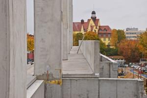 Co słychać na budowie nowego stadionu miejskiego w Szczecinie