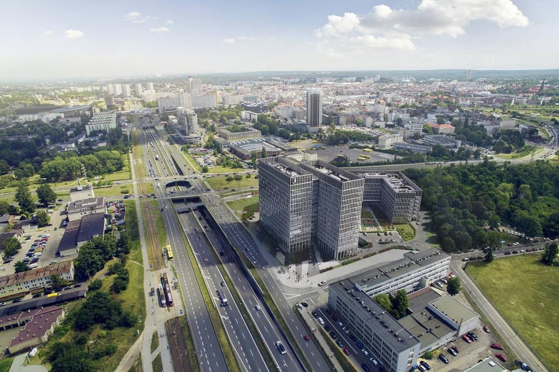City Space stworzy centrum biurowe w Katowicach
