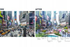 Miasta przyszłości bez chodników i dróg? Śmiała wizja architektów
