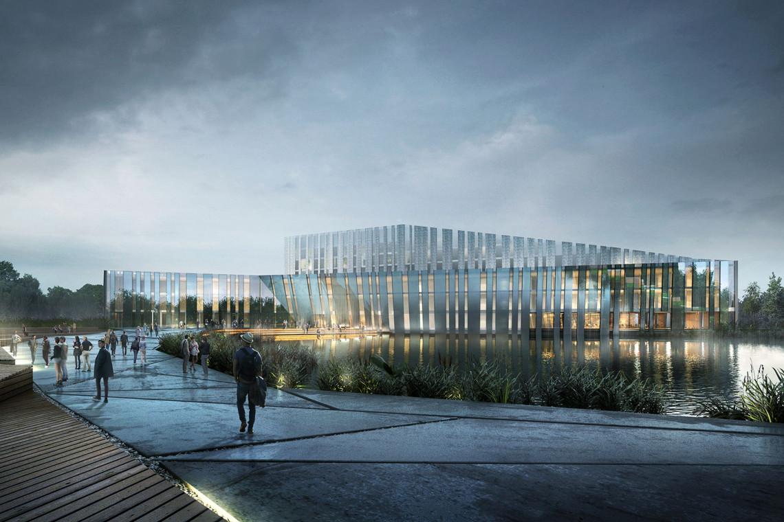Akademia Muzyczna w Bydgoszczy tuż przed wielką rozbudową. Wreszcie ruszają pierwsze przetargi