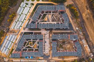 Zaglądamy na budowę Nowego Nikiszowca spod kreski 22Architekci