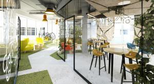 Tak będzie wyglądać krakowskie biuro Allegro. To projekt In Design
