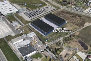 Przy wrocławskim lotnisku powstanie kompleks magazynowo-biurowy
