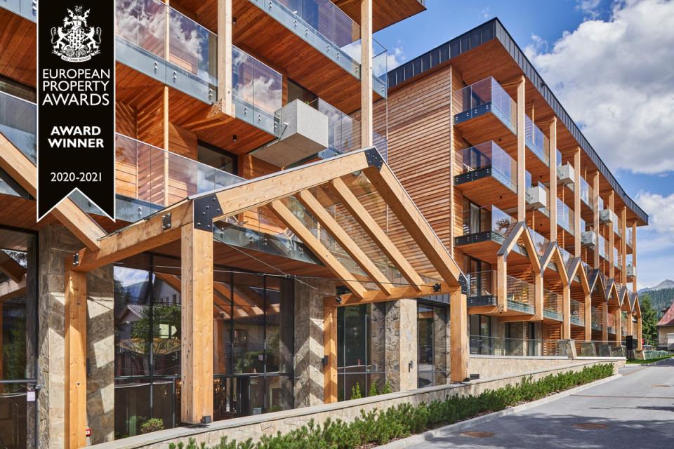 Karpiel Steindel Architektura z międzynarodową nagrodą