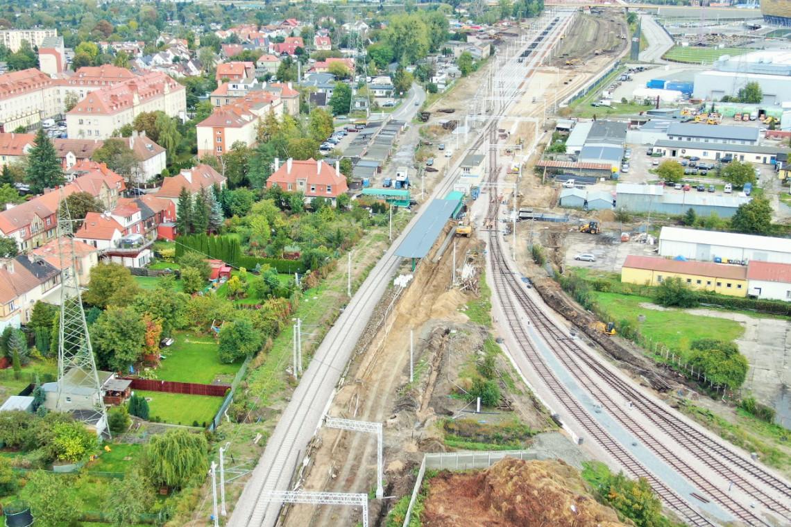 W Gdańsku powstaje ponad 100-metrowy wiadukt