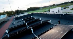 Legia Warszawa stawia na energię słoneczną