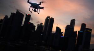 Drony pomogą zadbać o powietrze w mieście