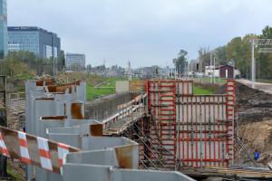 Co słychać na budowie Warszawy Głównej?
