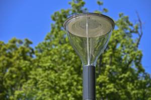 Ekologiczne lampy rozświetliły Sopot