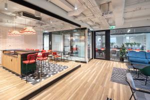 Zaglądamy do wnętrz nowego biura Kraft Heinz