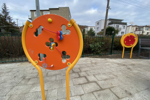 Moc atrakcji na zmodernizowanym placu zabaw w Gdyni
