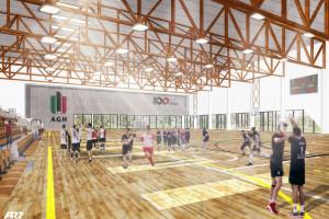 Coraz bliżej budowy hali AGH w Krakowie