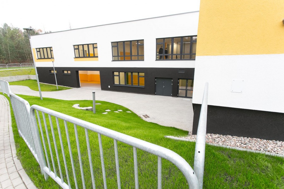 Szkoła w Bydgoszczy przeszła prawdziwą metamorfozę