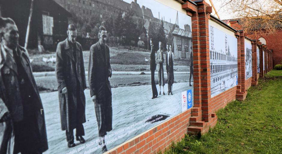 Politechnika Śląska promuje się muralami