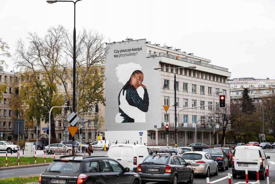 Intrygujące murale pojawiły się w polskich miastach