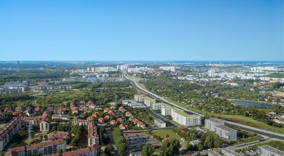 Nowa zielona przestrzeń w Gdańsku