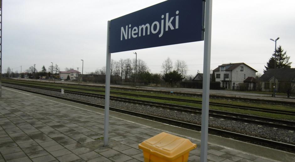 Nowy peron na trasie Siedlce-Czeremcha. Także dla osób z niepełnosprawnością