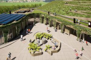 W sąsiedztwie dawnego wysypiska śmieci BB Architekci zaprojektowali centrum edukacyjne
