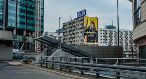 Świat Cyberpunka wkracza na warszawskie ulice