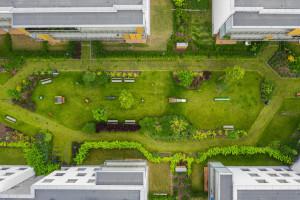 Certyfikaty środowiskowe na fali. Osiedla stają się bardziej zielone