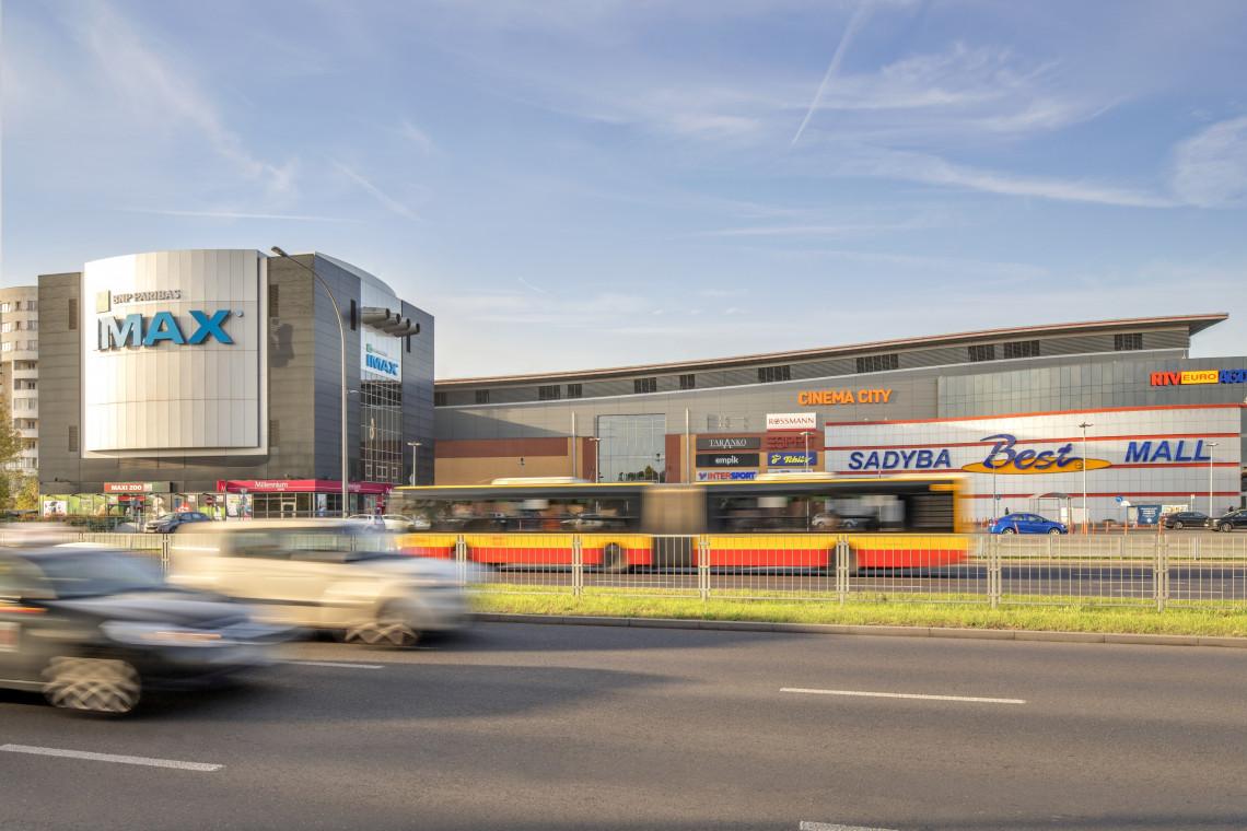 Prace modernizacyjne lokali w Sadyba Best Mall zakończone