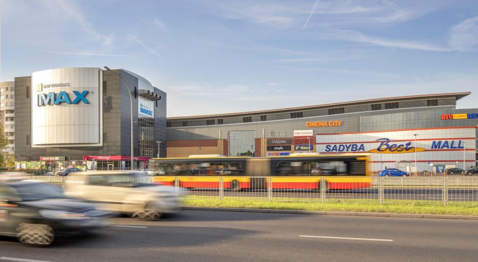 Centrum handlowe Sadyba Best Mall jako pierwsze w Polsce z innowacyjną folią antywirusową