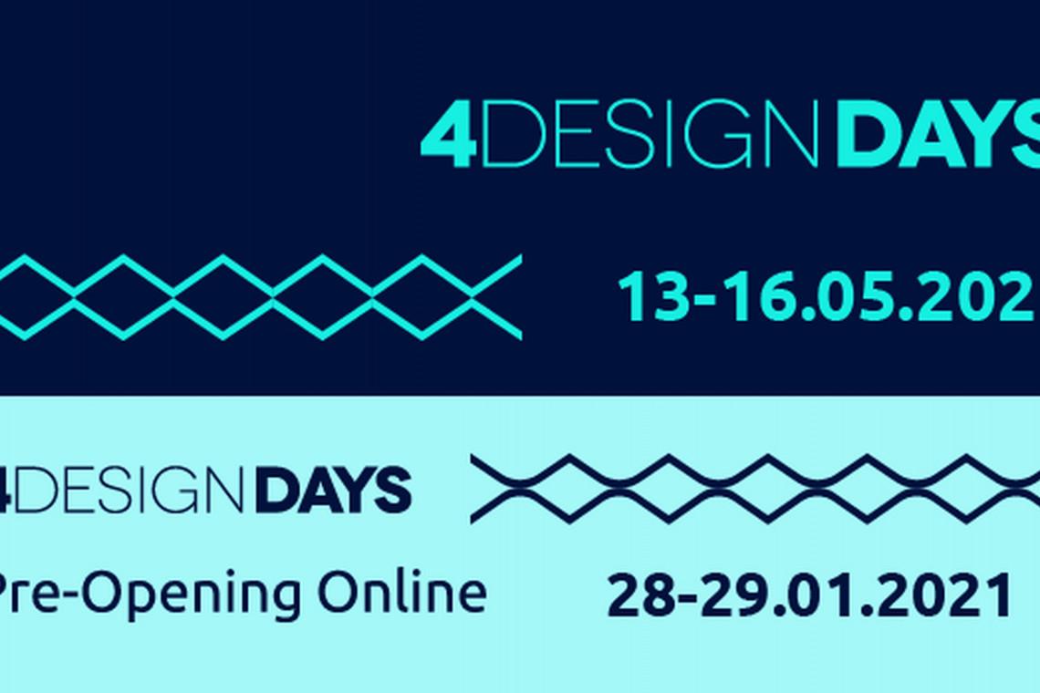 Nowa data 4 Design Days i Pre-Opening Online!