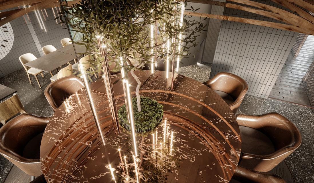 Nowy gastro-koncept w Bytowie. We wnętrzach króluje natura i różnorodne faktury