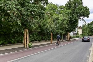 Doświetlone ulice, uspokojony ruch, a w planach największy woonerf w kraju