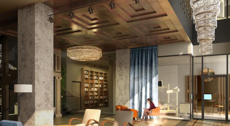 Przy Placu Konstytucji otwarto nowe centrum stomatologii. Za projektem wnętrz stoją Piotrowscy Design