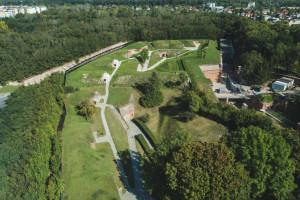 Pierwszy etap prac remontowych w poznańskim Forcie zakończony