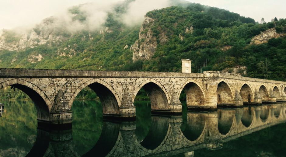 Bielsko-Biała przywraca dawny wygląd mostu nad Białą