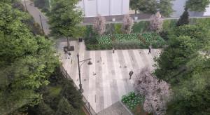 W Łodzi powstaje nowy zielony pasaż